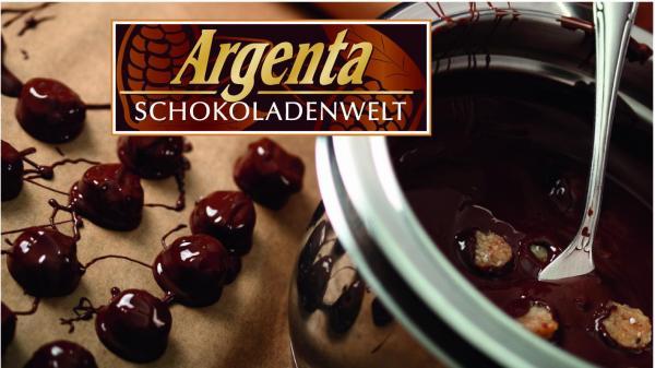 Schokoladige Präsentation bei Argenta Schokoladenwelt – 26.08., 11.00 Uhr