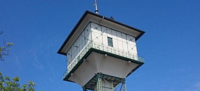 Führung auf den Wassertürmen Pegau, Groitzsch und Rötha