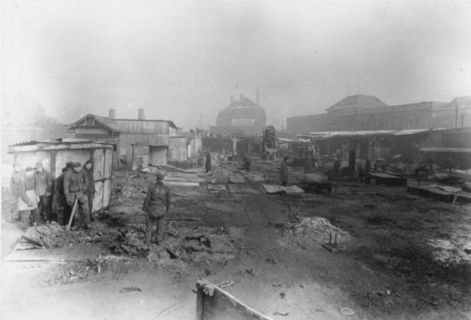 Stadtteilrundgang: NS-Zwangsarbeit in Plagwitz