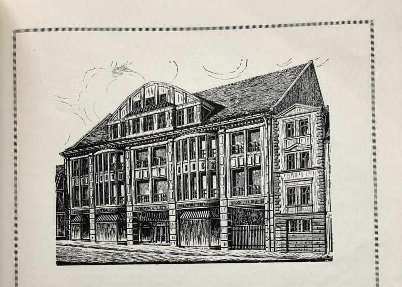 Vortrag »Zur Geschichte des Standortes Kaufhaus Hillgasse in Altenburg« mit Guus Vreeburg – 25.08.-26.08., 12.00 Uhr