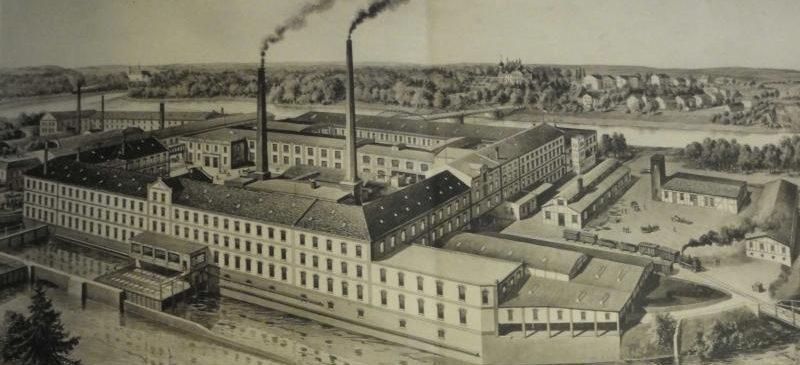 Vortrag zu den Golzernmühlenwerken