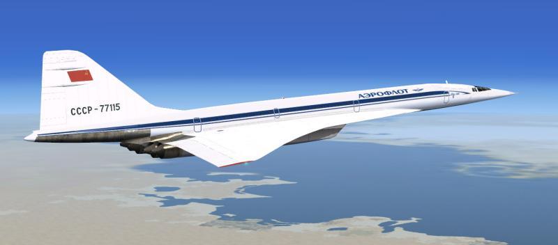 Vortrag zur Luftfahrtgeschichte »Entwicklung und Betrieb der Tu 144«