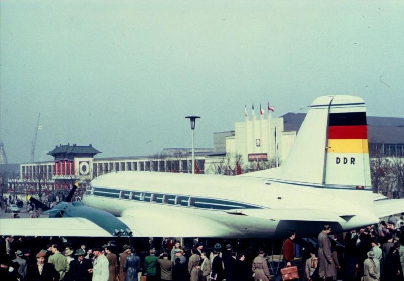 Vortrag zur Luftfahrtgeschichte »Verkehrsflugzeug Iljuschin IL-14P — Made in GDR«
