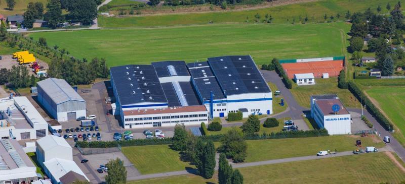 Firmenbesichtigung bei NEUMAN & ESSER Maschinenfabrik Wurzen GmbH