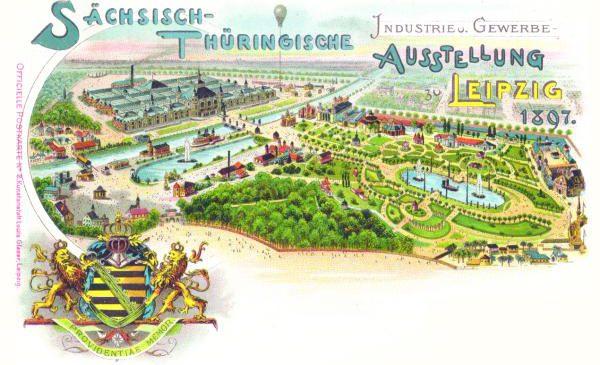Führung »Soeben in Ausstellung angekommen…« – Der Clara-Zetkin-Park im Jahr 1897 mit Daniela Neumann – 25.08., 14.00 Uhr