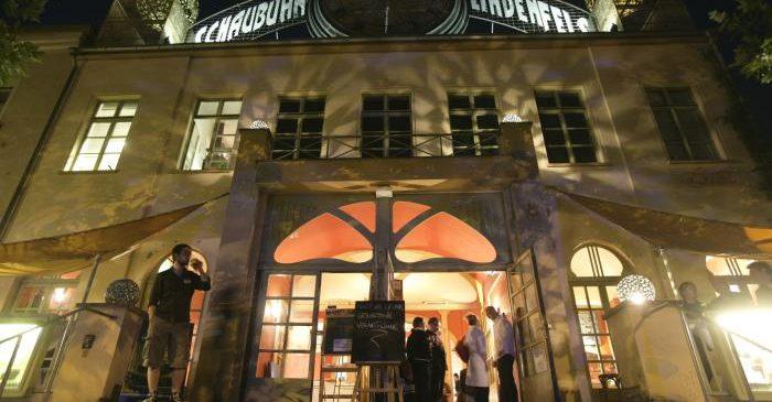 Schaubühne Lindenfels-Treppenkino – Industriefilm nonstop – 23.08.-24.08., 21.30 Uhr