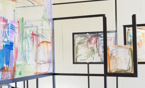Ausstellung »OKW on Display« in der Heilandskirche Plagwitz