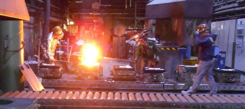 Alt, aber lange nicht veraltet – das Stahlgießen als Beruf