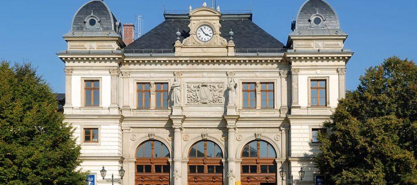 Führung durch das Landestheater Altenburg (letztmalig vor der Sanierung)