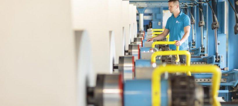 Betriebsführung in der Papierverarbeitung Golzern GmbH – 22.08., 14 Uhr