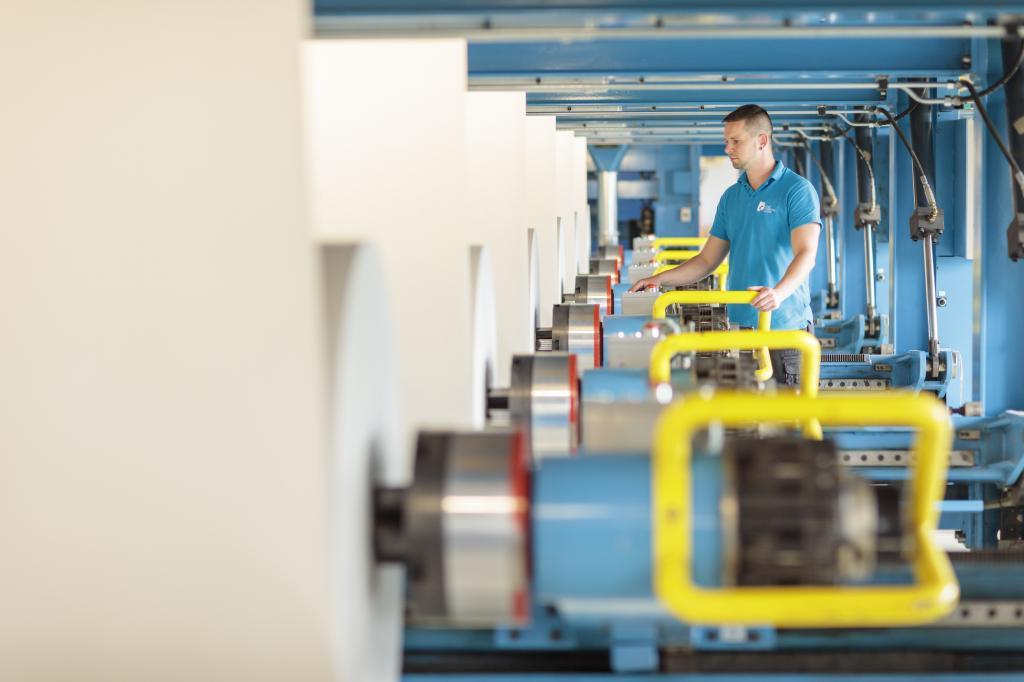 Betriebsführung in der Papierverarbeitung Golzern GmbH – 22.08., 10 Uhr