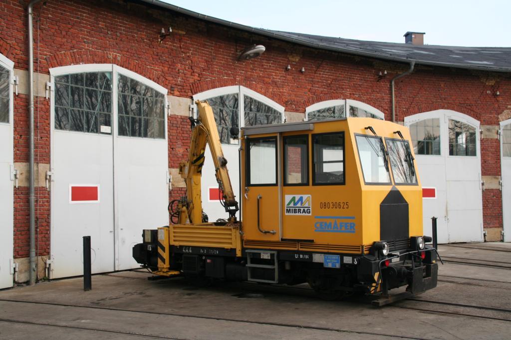 Tag der offenen Tür auf dem Kulturbahnhof Meuselwitz