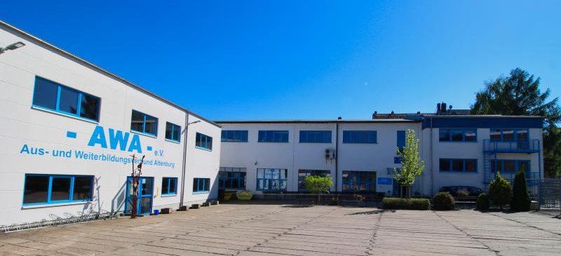 Tag des offenen Werktors beim 1. gemeinnützigen Aus- und Weiterbildungsverbund Altenburg -AWA- e. V. – 23.08., 12.00-18.00 Uhr