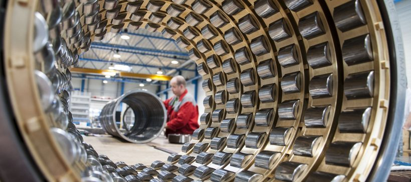 Führung durch die Produktionshallen der Kugel- und Rollenlagerwerk Leipzig GmbH – 23.08.2019, 13.00 Uhr