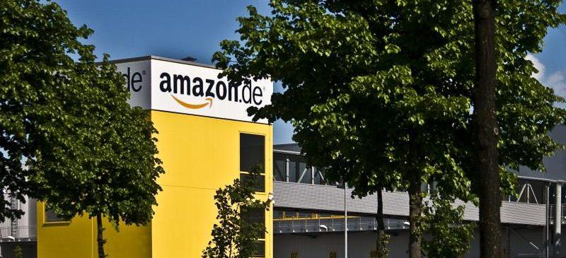 Führung durch ein Amazon-Logistikzentrum – 22.08., 16.00 Uhr
