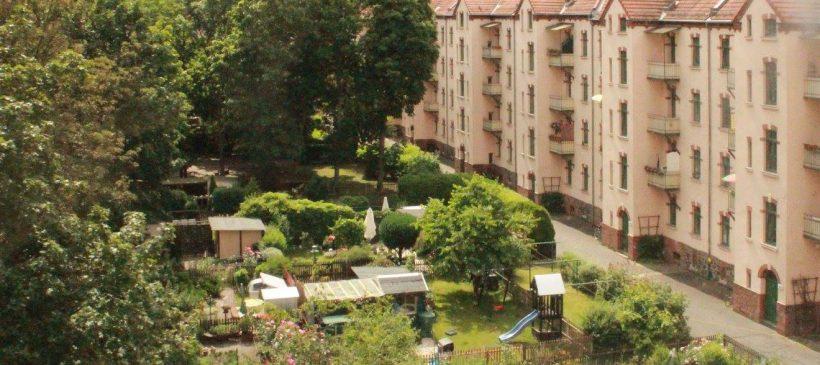Bezahlbares Wohnen – Die Meyer'schen Häuser seit über 100 Jahren in Leipzig gefragt