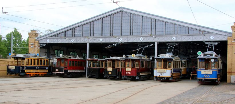 Führung durch das Straßenbahnmuseum im Betriebshof Wittenberger Straße – 25.08., 14.00 Uhr