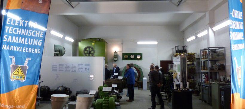 Führungen durch die Ausstellungskomplexe der Elektrotechnischen Sammlung des VDE – 05.09.2020, 13.00-18.00 Uhr
