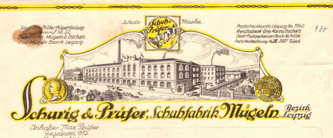Ausstellung zur Industriekultur Mügelns im Heimatmuseum Mügeln – 06.09., 14.00–16.00 Uhr