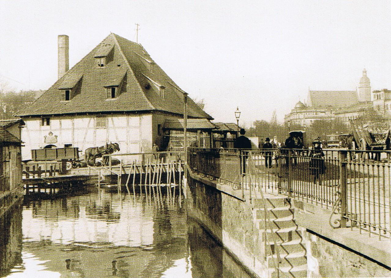 Stadtführung: Mühlen in der Leipziger Westvorstadt mit Frank Rohn
