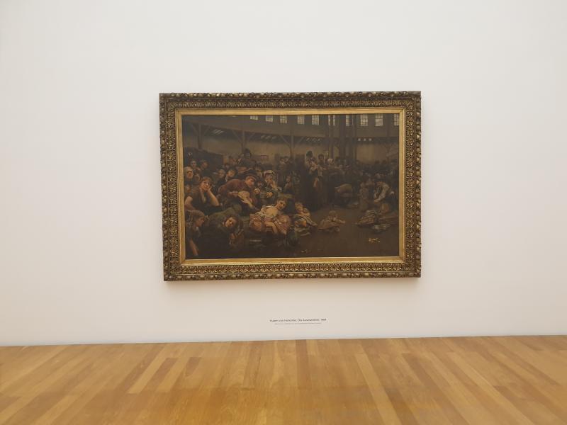 »unguided« – Besuch im Museum der bildenden Künste Leipzig – 05.09.2020, 15.00 Uhr