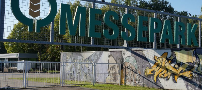 Achtung! Fällt aus! – Blick auf die ehemalige Landwirtschaftsausstellung der DDR im agra-Park