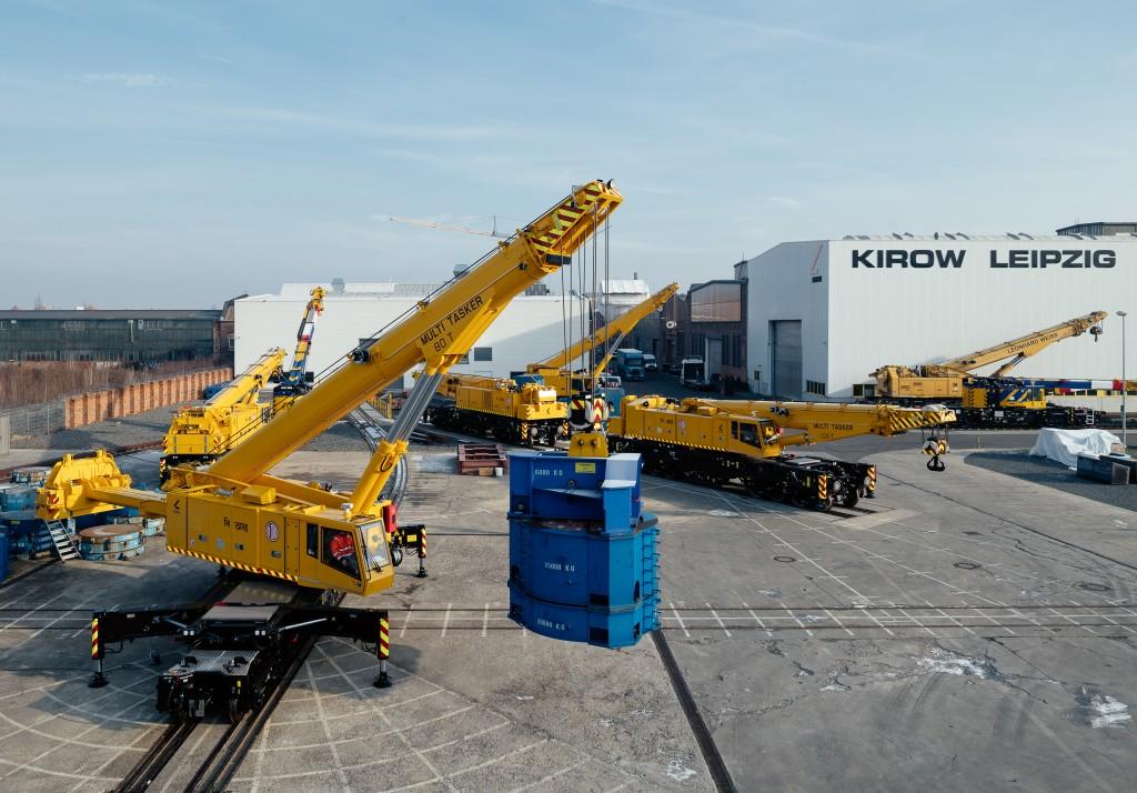 Führung durch die Produktionshallen der Techne Sphere Leipzig GmbH – 06.09.2021, 16.00 Uhr