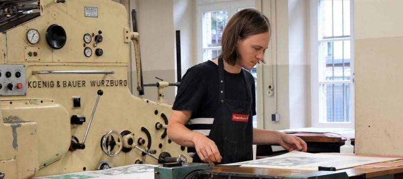 "Internationaler Künstler/innen-Druckworkshop ""Let's print in Leipzig 4"" – 12.09.2021, 11.00-17.00 Uhr"