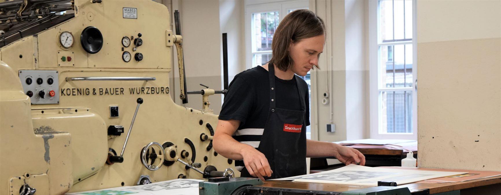 """Internationaler Künstler/innen-Druckworkshop """"Let's print in Leipzig 4"""" – 09. und 10.09.2021, 10.00-17.00 Uhr"""