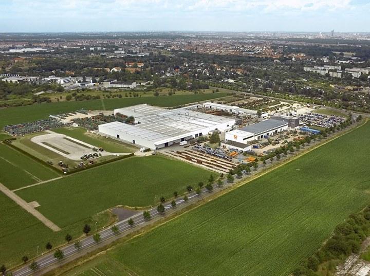 Werksführung BBG Bodenbearbeitungsgeräte Leipzig GmbH