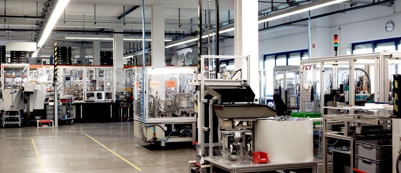Tag der offenen Tür mit Firmenrundgang und Unternehmenspräsentation bei der FCT electronic GmbH – 9 Uhr