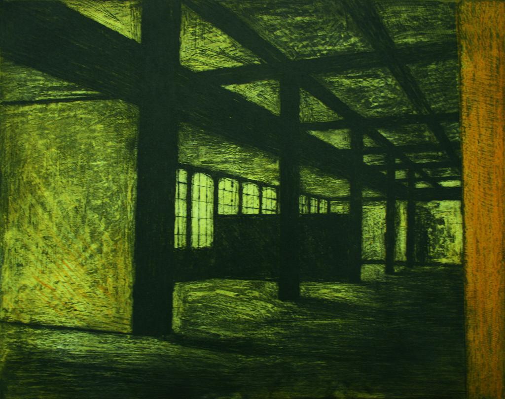 Vernissage der Ausstellung von Eberhard Klauß – Malerei & Grafik