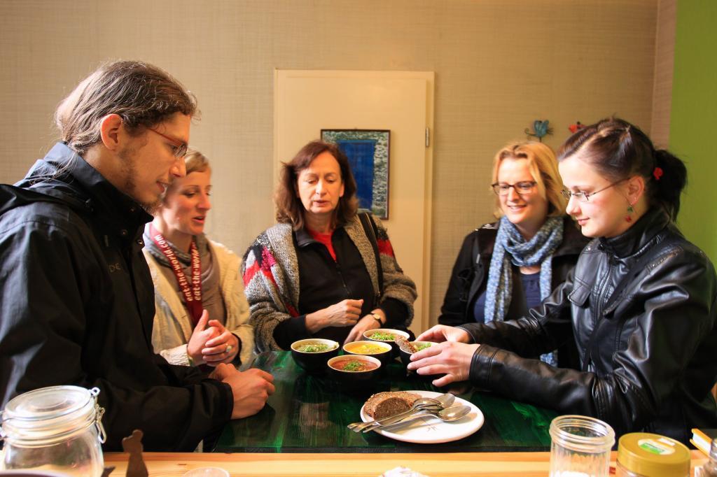 Kulinarisch-kulturelle Stadtführung #1 durch Plagwitz