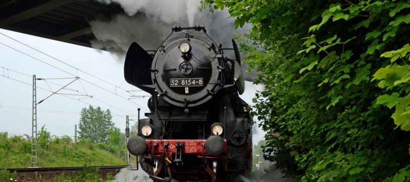 4. Sommerfest im Betriebswerk Leipzig-Plagwitz des Eisenbahnmuseums Leipzig
