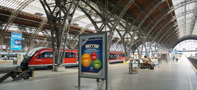 """Führung """"Hauptbahnhof mit Bahnbetriebswerke und Güterbahnhöfe"""" der Leipziger Denkmalstiftung"""
