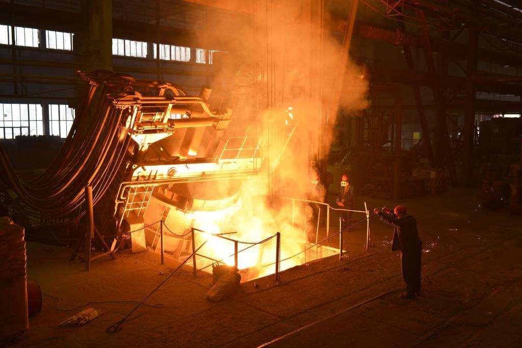 Betriebsführung und Vortrag bei der SHB Stahl- und Hartgusswerk Bösdorf GmbH