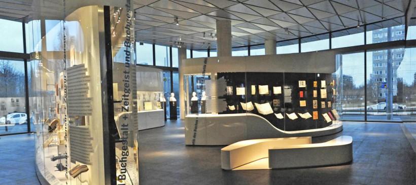 Deutsches Buch- und Schriftmuseum der Deutschen Nationalbibliothek
