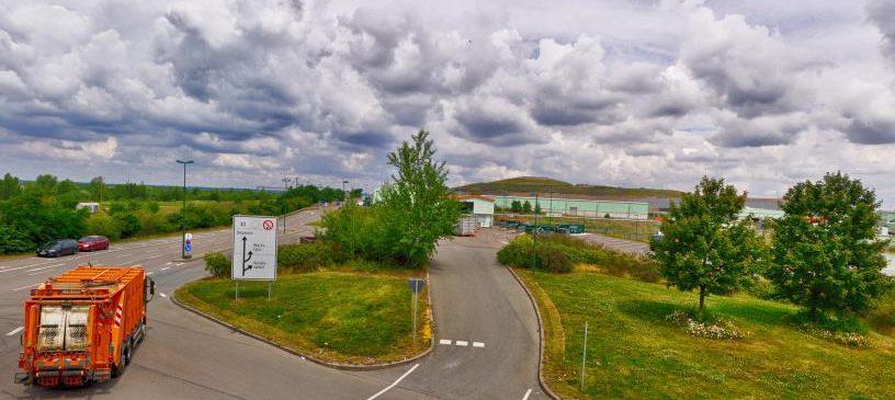 Entsorgungstandort Cröbern / Mechanisch-Biologische Abfallbehandlungsanlage Cröbern
