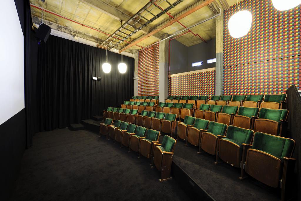 Kinotag Industriekultur LE und Vortrag im Luru Kino
