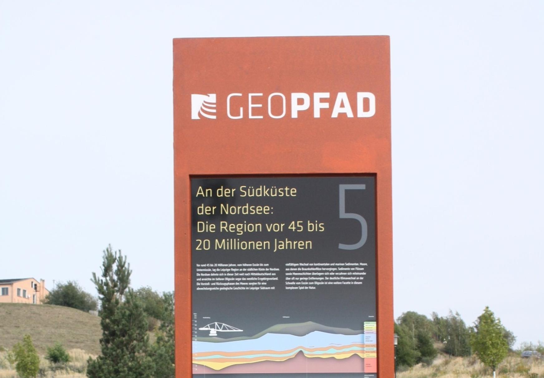 Exkursion auf dem Geopfad