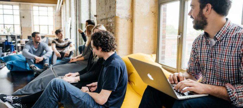 Vortrag über SpinLab – The HHL Accelerator, Fragerunde und Blick hinter die Startup-Kulissen
