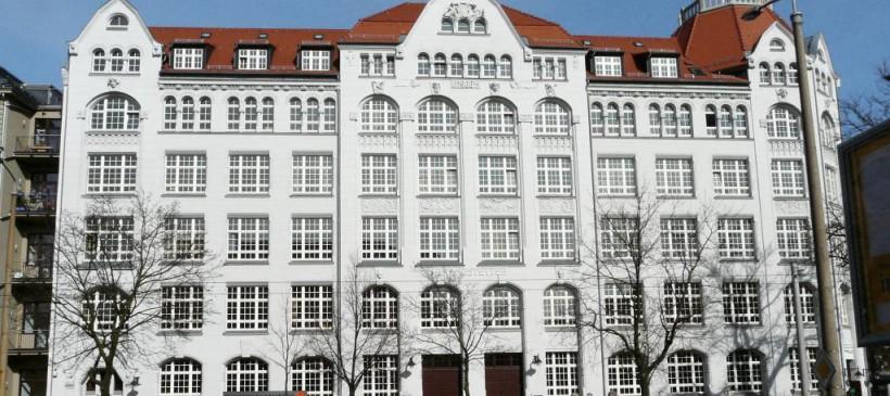 Handwerkskammer zu Leipzig (ehem. Druckerei Oscar Brandstetter)