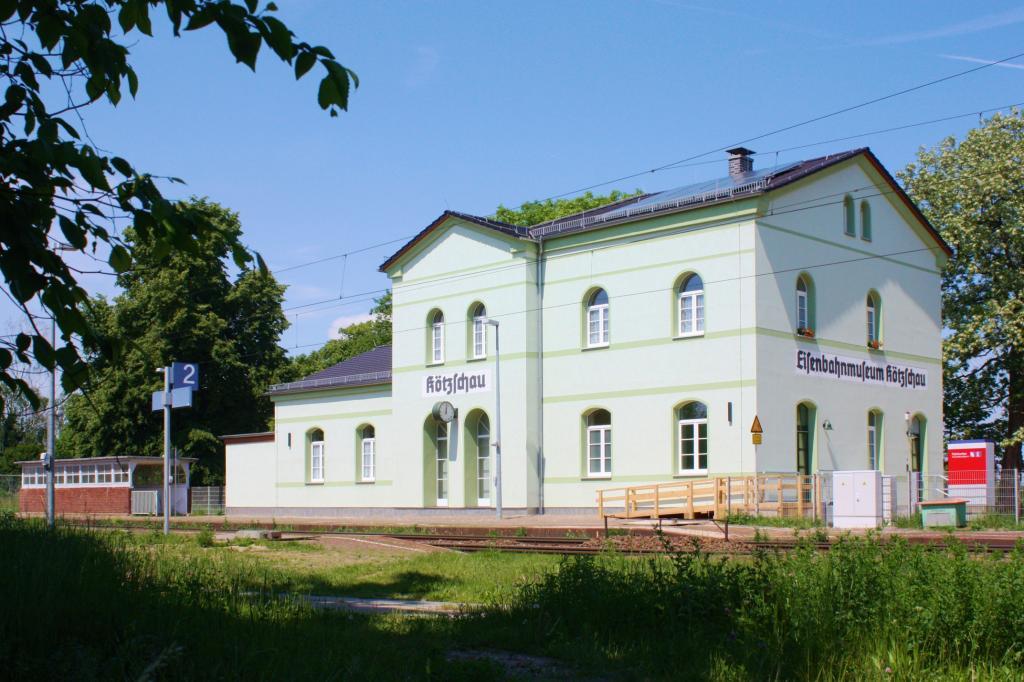 Museumsbesuch und Draisinenfahrten im Museum zur Geschichte der Eisenbahn Leipzig – Großkorbetha