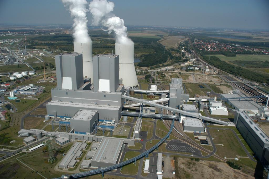 Betriebsbesichtigung im Kraftwerk Lippendorf mit Besuch des Aussichtspunkts – 23.08., 16.00 Uhr