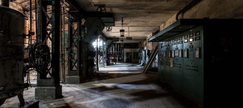 Führungen durch das Gebäude des Kunstkraftwerks Leipzig, 12.08., 16 Uhr