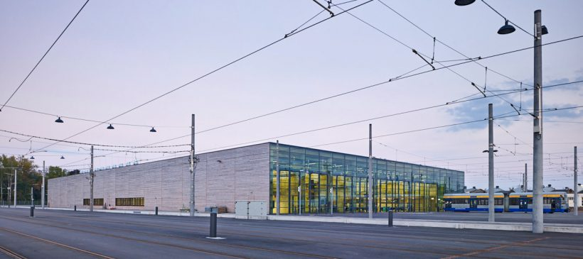 Führung durch die Hauptwerkstatt des Technischen Zentrums Heiterblick – »90 Jahre Hauptwerkstatt – 90 Jahre Instandhaltung«