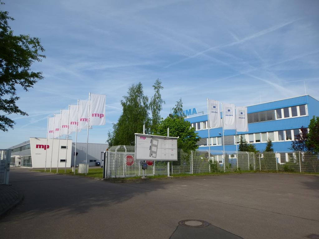 Unternehmensführung bei der Messeprojekt GmbH Leipzig