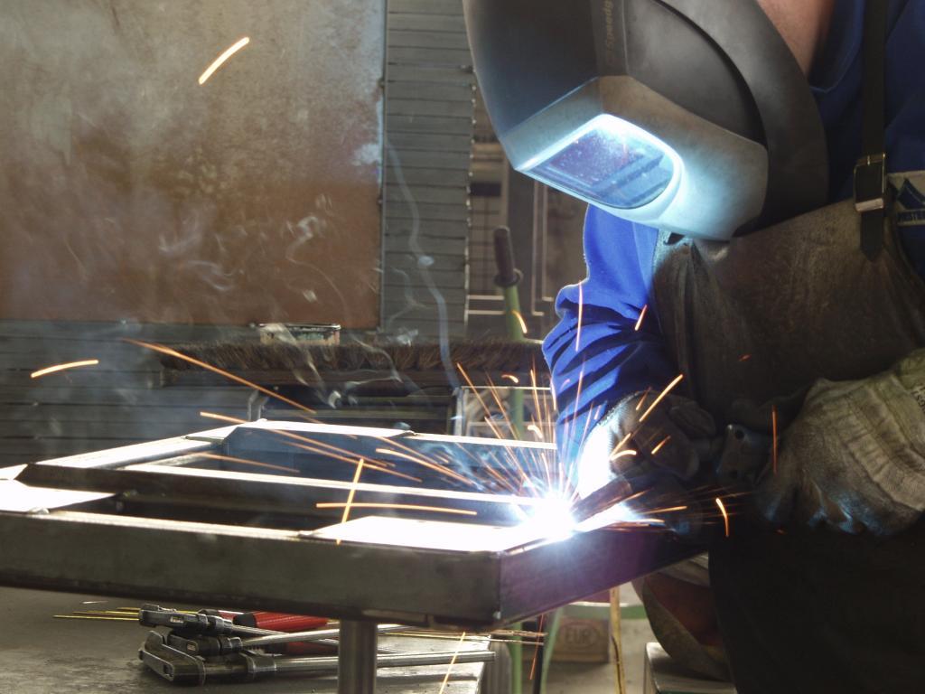 Unternehmensrundgang bei Metall Meister Grimma GmbH