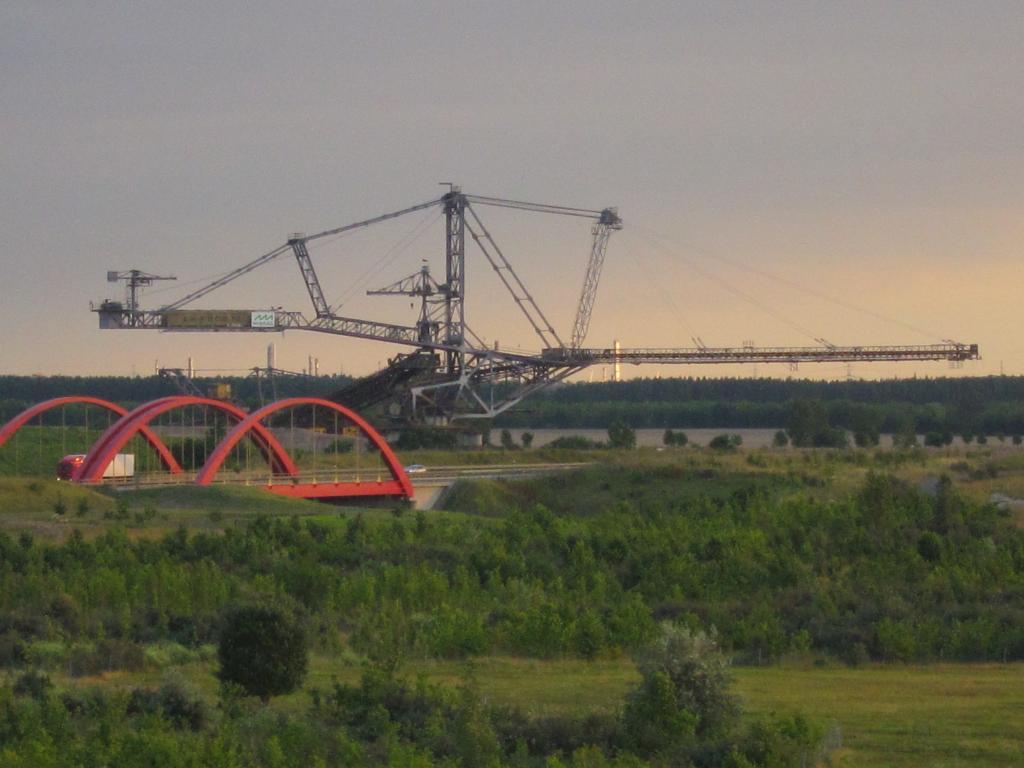 Führungen im Bergbau-Technik-Park 10.00 Uhr