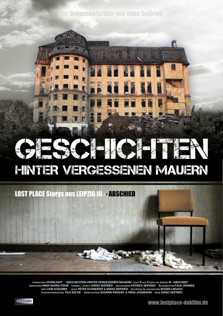 Filmvorführung »Geschichten hinter vergessenen Maueren - Abschied« Teil 3